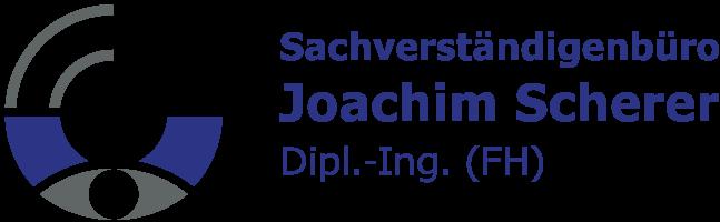 Sachverstaendiger Joachim Scherer
